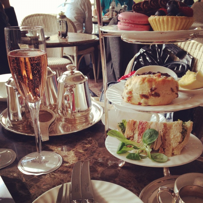 The Secluded Tea Party The Best Places For Afternoon Tea