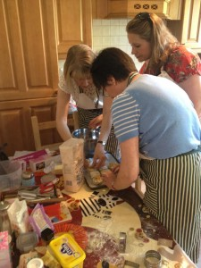 Baby Shower Baking Party