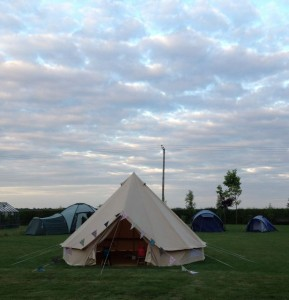 Bell Tent Hire Cambridge