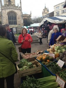 Cambridge Food Tour