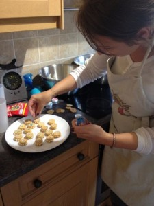 Afternoon Tea Baking Lessons With Miss Sue Flay