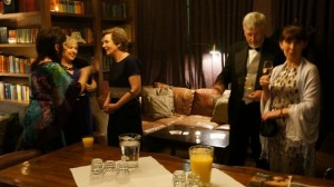 Hosting a sophisticated soirée