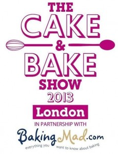 The Cake & Bake Show 2013 London