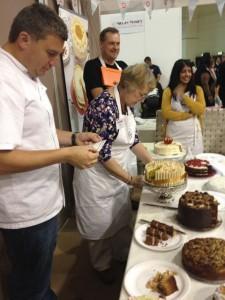Cake & Bake Show 2013 London