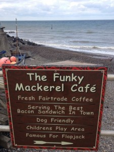 The Funky Mackerel Cafe