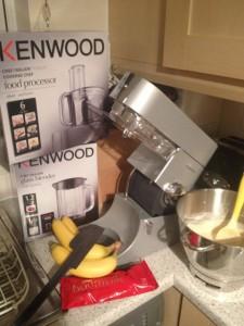 Kenwood Titanium Banana Streusel