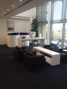 Regus Business Lounge Cambourne