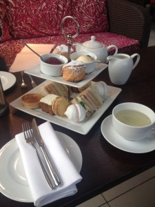 Afternoon Tea At Hotel Felix