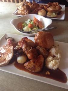 The Simple Pleasures Sunday Roast