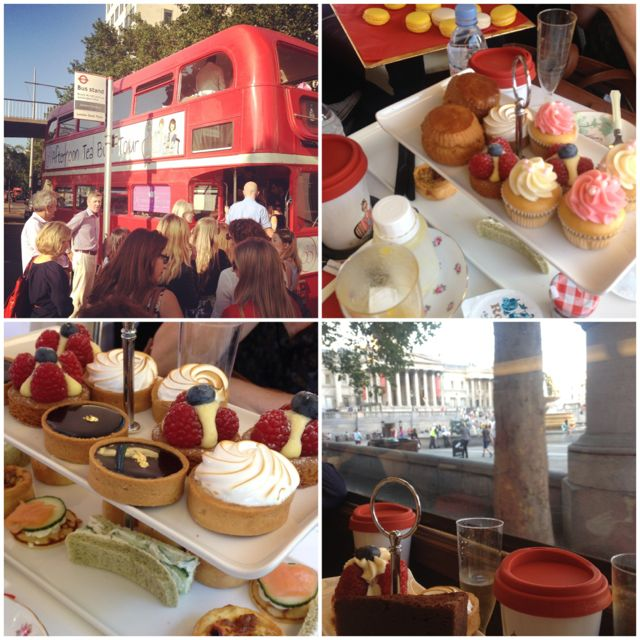 Afternoon Tea Week BB Bus