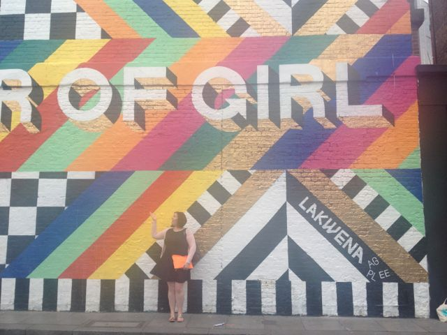 The Blogcademy London Miss Sue Flay By Of Girl Sign Shoreditch