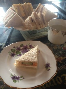 Afternoon Tea Vintage Patisserie Hospitality Academy