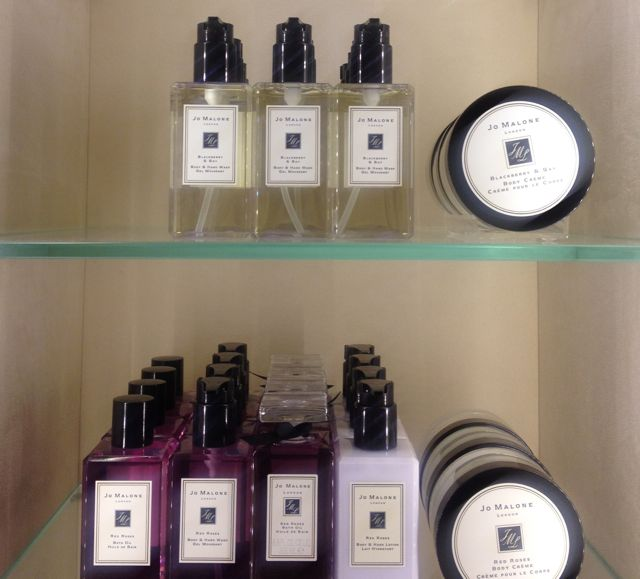 Jo Malone Cambridge Shop