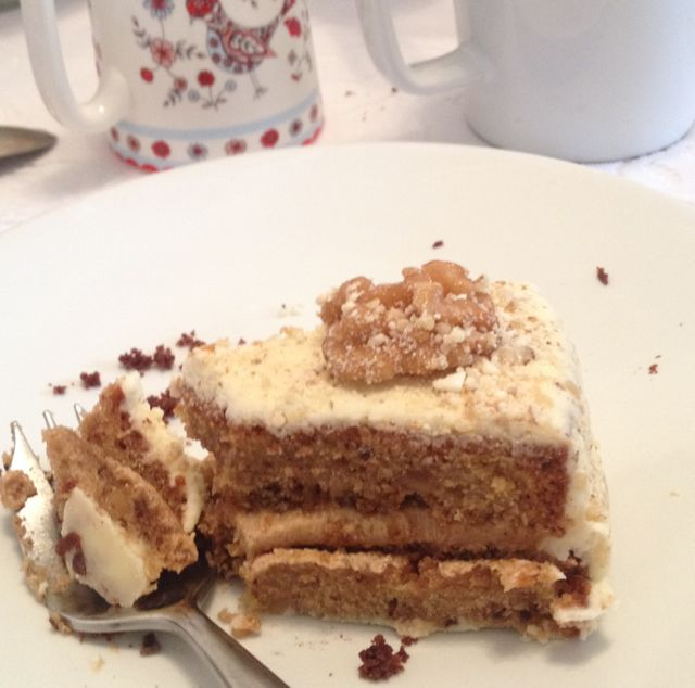 Bettys Coffee Cake