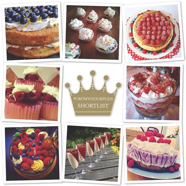 Rodda's Crown Your Puds Instagram Competition