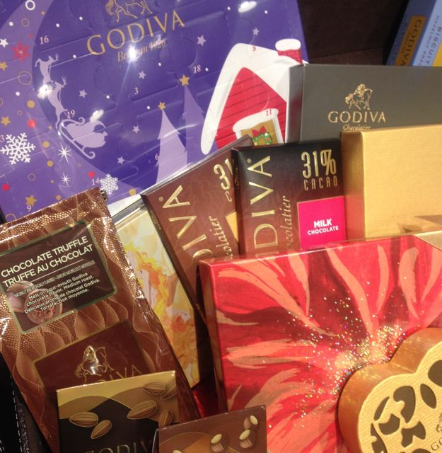 Godiva Chocolates London