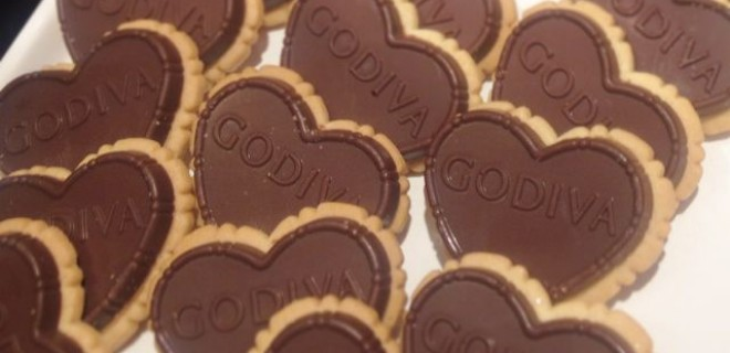 Godiva Chocolates London