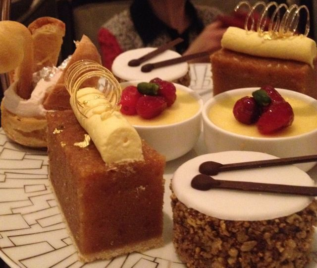 Festive Christmas Afternoon Teas In London