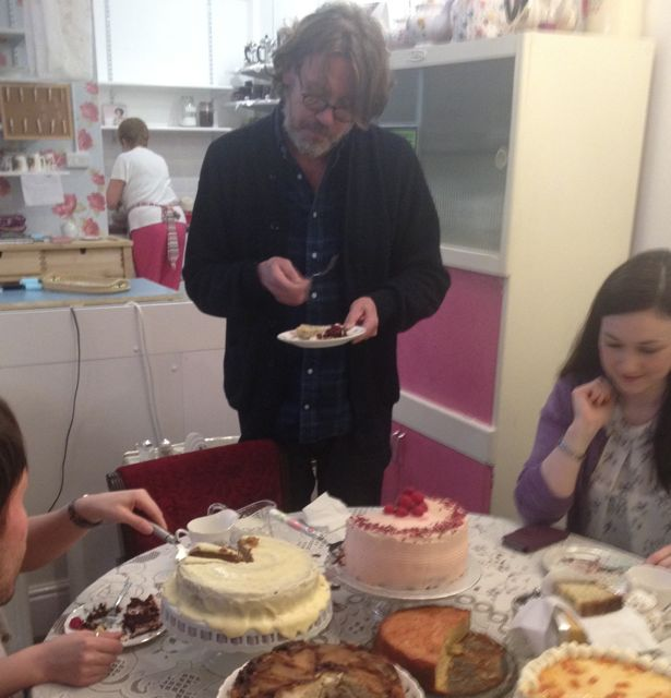 Nigel Slater Icing On The Cake
