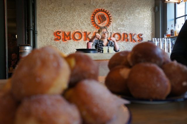 Cambridge Spotlight - Doughnuts At Smokeworks