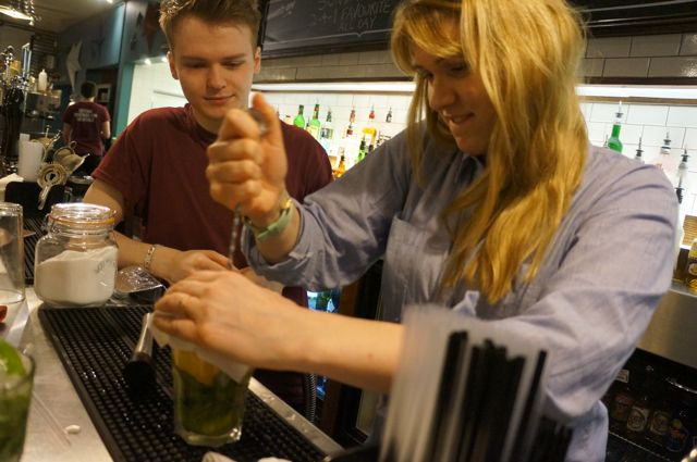 Cambridge Blogging Events - Cocktails & Mocktails