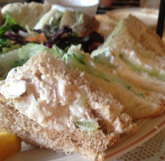 Review: Polly's Pantry Royal Tearoom, Florida