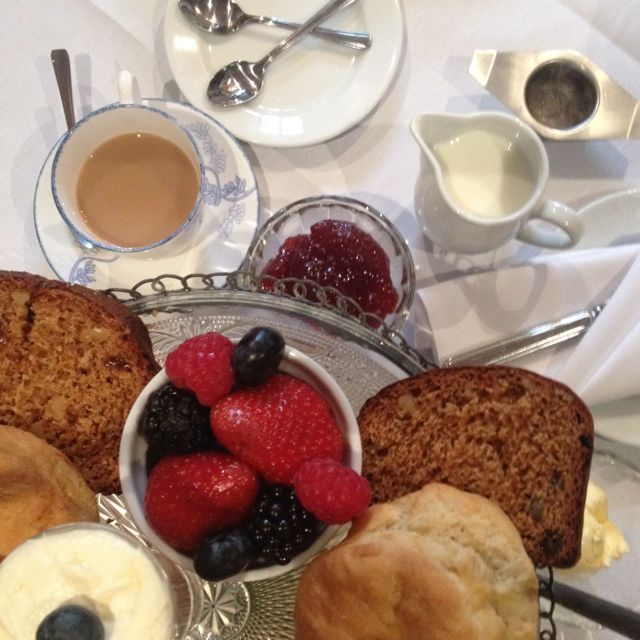 Revisited: Afternoon Tea At Hotel Du Vin