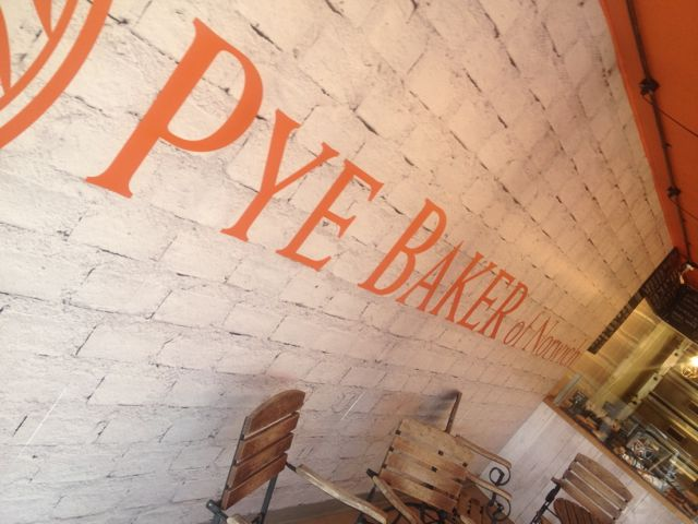 Review: Pye Baker Of Norwich