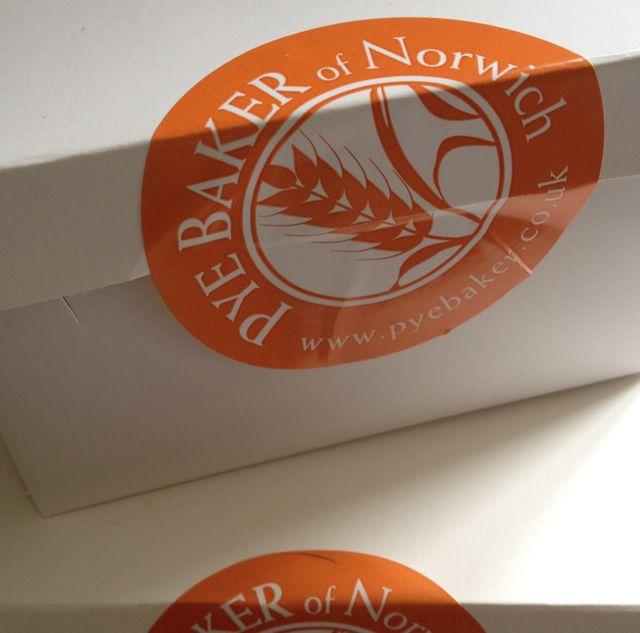 Review: Pye Baker Of Norwich